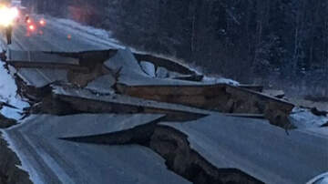 KENI 650 AK News - 7.0 Magnitude Earthquake Rocks Anchorage, Alaska