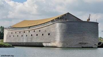 Coast to Coast AM with George Noory - Life-Size Noah's Ark Replica May Sail to Israel