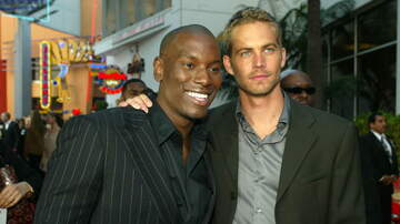 Mimi Brown - Tyrese Remembers Paul Walker On The 5 Year Anniversary Of His Passing.