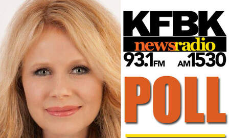 The Afternoon News with Kitty O'Neal - POLL: CA Solar Panel Requirement:  Good Idea?