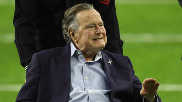 WOAI Breaking News - Former President George H.W. Bush has died at the age of 94