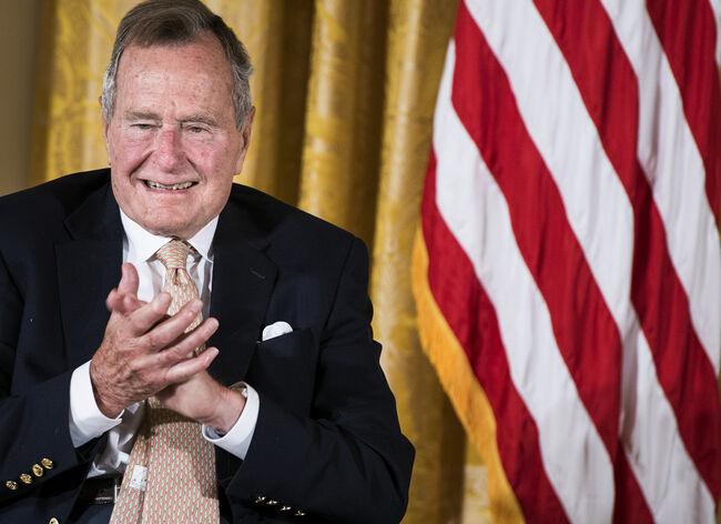 President H.W. Bush