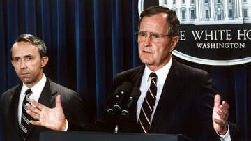 Tim Conway Jr - Tim Conway Jr. Honors President George H. W. Bush