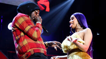 Jingle Ball - Cardi B Closes Out KIIS FM's 2018 Jingle Ball With Husband Offset