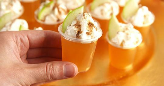 "Here's How You Can Make ""Fireball Cider Jell-O Shots"" Just In Time For The Holidays"