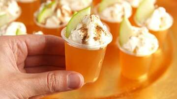 Mathew & Priscilla In The Morning - Here's How You Can Make Fireball Cider Jell-O Shots