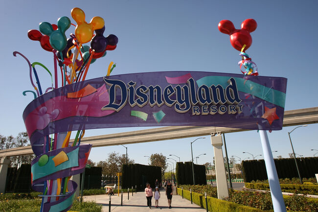 Girl Sues Disney After Contracting Legionnaire's Disease