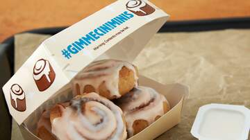 Mathew & Priscilla In The Morning - Cini Minis Are Back At Burger King For A Limited Time