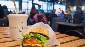Mathew & Priscilla In The Morning - You Can Get $2 Off Any Shake Shack Order This Weekend