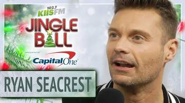 Mercedes-Benz Interview Lounge - Ryan Seacrest Catches Up With Jesse, Sisanie And JoJo At KIIS Jingle Ball!