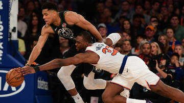 Bucks - Bucks fall in overtime to Knicks, 136-134