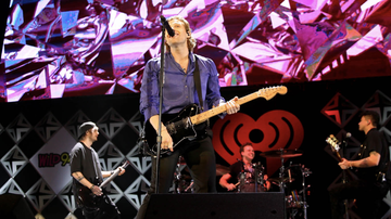 Jingle Ball - 5 Seconds Of Summer Had Us Swooning At WiLD 94.9 Jingle Ball