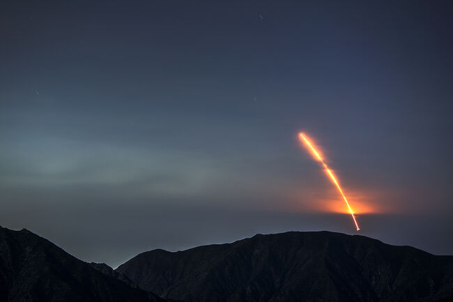 SpaceX Will Try Again To Launch Rocket From Vandenberg AFB
