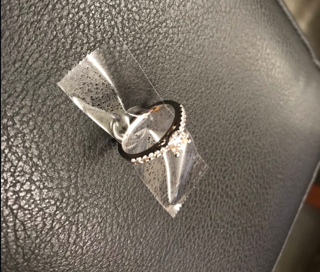 NYPD looking for couple who lost ring after proposal