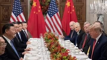 Politics - U.S. And China Halt Trade War With 90-Day Truce
