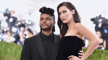 Trending - The Weeknd Posts NSFW Photo Of Bella Hadid On Instagram Story