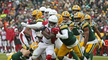 Packers - Packers fall to Cardinals 20-17 at Lambeau Field
