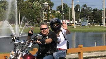 Photos - Andy hosts Bill's Bikes Memorial Toy Run, WPB