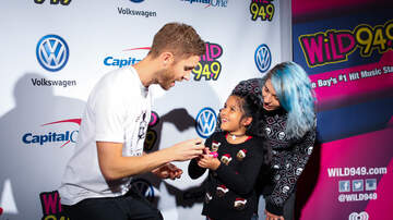 WiLD 94.9's Jingle Ball - Meet and Greet Photos From WiLD 94.9 Jingle Ball!
