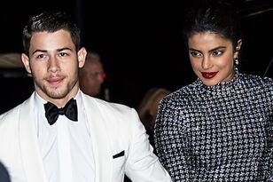 Nick Jonas & Priyanka Chopra Marry (Again!) In Traditional Hindu Wedding