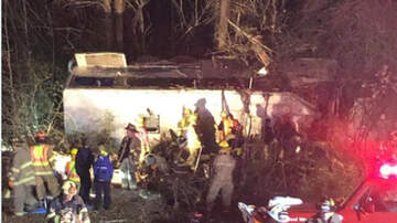 Sports Top Stories - One Child Killed After Youth Football Team Bus Crashes