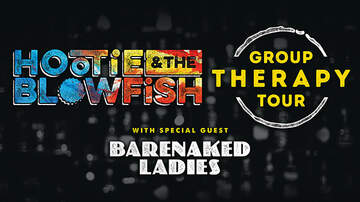 None - Hootie & the Blowfish Group Therapy Tour Raleigh and Charlotte