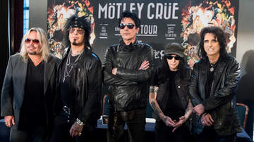 Temple - Motley Crue's The Dirt Film Has Release Date