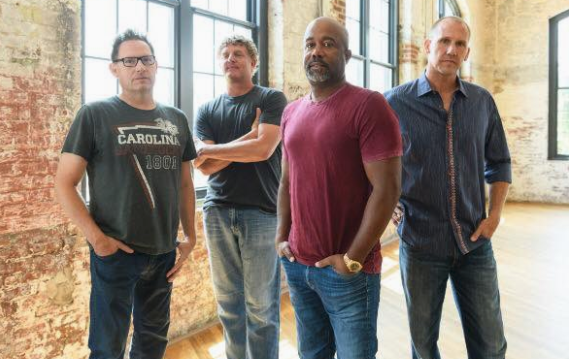 getty/ Hootie and the Blowfish