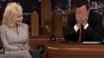 Headlines - Dolly Parton Shocks Jimmy Fallon With Raunchy Joke About Jennifer Aniston