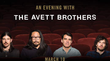 None - An Evening with The Avett Brothers