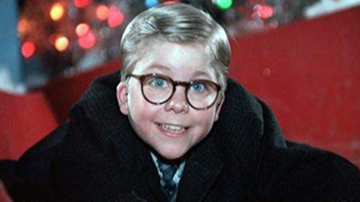 Headlines - Ralphie From 'A Christmas Story' Has A Cameo In 'Elf'