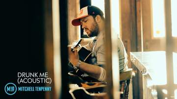 Katie Price - Mitchell Tenpenny's Acoustic Version of 'Drunk Me' Is EVERYTHING