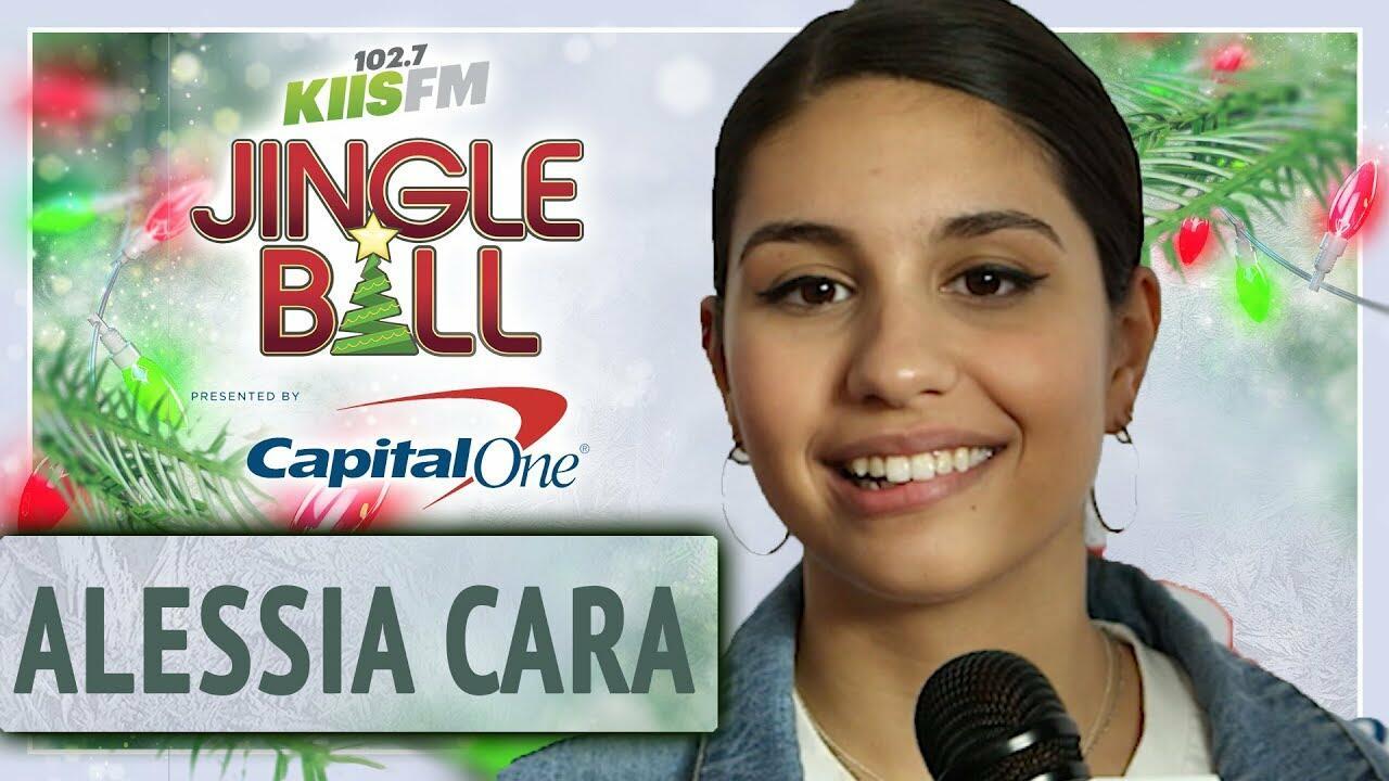Alessia Cara Gets Personal at KIIS Jingle Ball