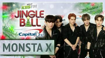 Jingle Ball - Monsta X Shows Us Their Pre-Show Ritual at KIIS Jingle Ball
