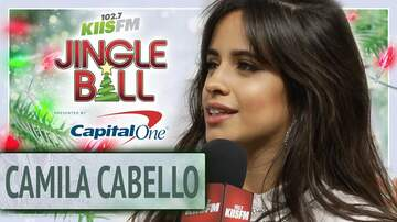 Mercedes-Benz Interview Lounge - Camila Cabello Says She's Thrilled Obama is a Fan at KIIS Jingle Ball