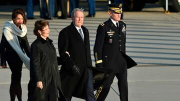 The Joe Pags Show - George W. Bush Will Deliver Eulogy At Late Father's Funeral