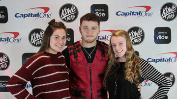 Jingle Ball - PHOTOS: Bazzi - Meet & Greet KDWB Jingle Ball 2018