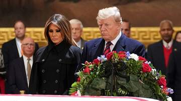 The Conservative Circus with James T. Harris - The Trumps Cause A Stir At Bush Funeral?