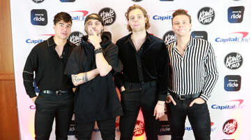 Jingle Ball - PHOTOS: 5SOS Meet & Greet - KDWB's Jingle Ball 2018
