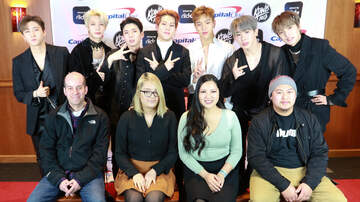 Jingle Ball - PHOTOS: MonstaX Meet & Greet - KDWB's Jingle Ball 2018