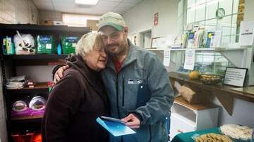 Trevor D in the Morning Show - Homeless Guy Found $17,000 & Made Sure It Went to His Local Food Bank
