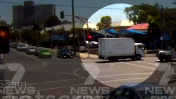 Paul Fletcher - Video Evidence Shows Time Traveler Disappearing with Truck