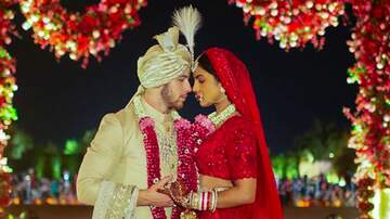 Savannah - Priyanka Chopra & Nick Jonas Release First Official Wedding Photos