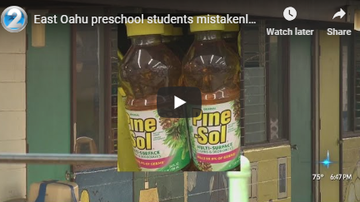 Jess Live - Preschool Assistant Accidentally Gave Students Pine-Sol Instead of Apple Ju