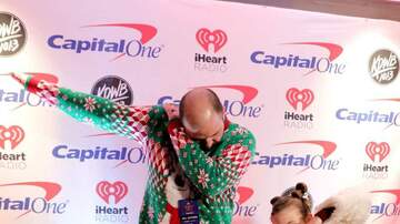 Steve-O - My Favorite Backstage Pictures from KDWB's Jingle Ball
