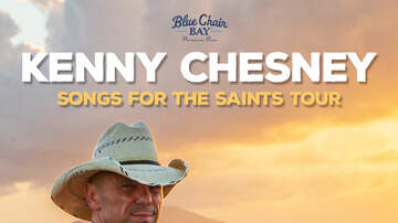 None - Kenny Chesney's Songs for the Saints Tour
