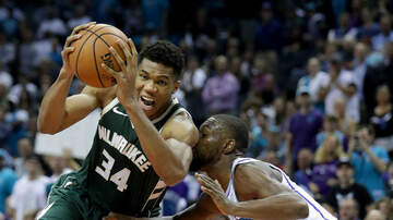 Bucks - Giannis Antetokounmpo Named Eastern Conference Player of the Month