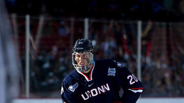 Hockey - UConn Defenseman Wyatt Newpower