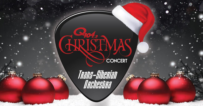 Win Tickets to the Q104.3 Christmas Concert!