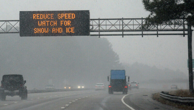 New Jersey Highway Sign Hacked, Vandalized With Dirty Humor